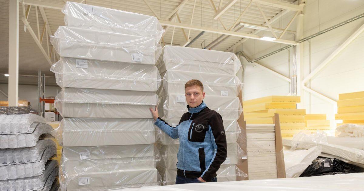 Saksamaalt veerema pandud lumepall ähvardab Viljandis tehaseid sulgeda