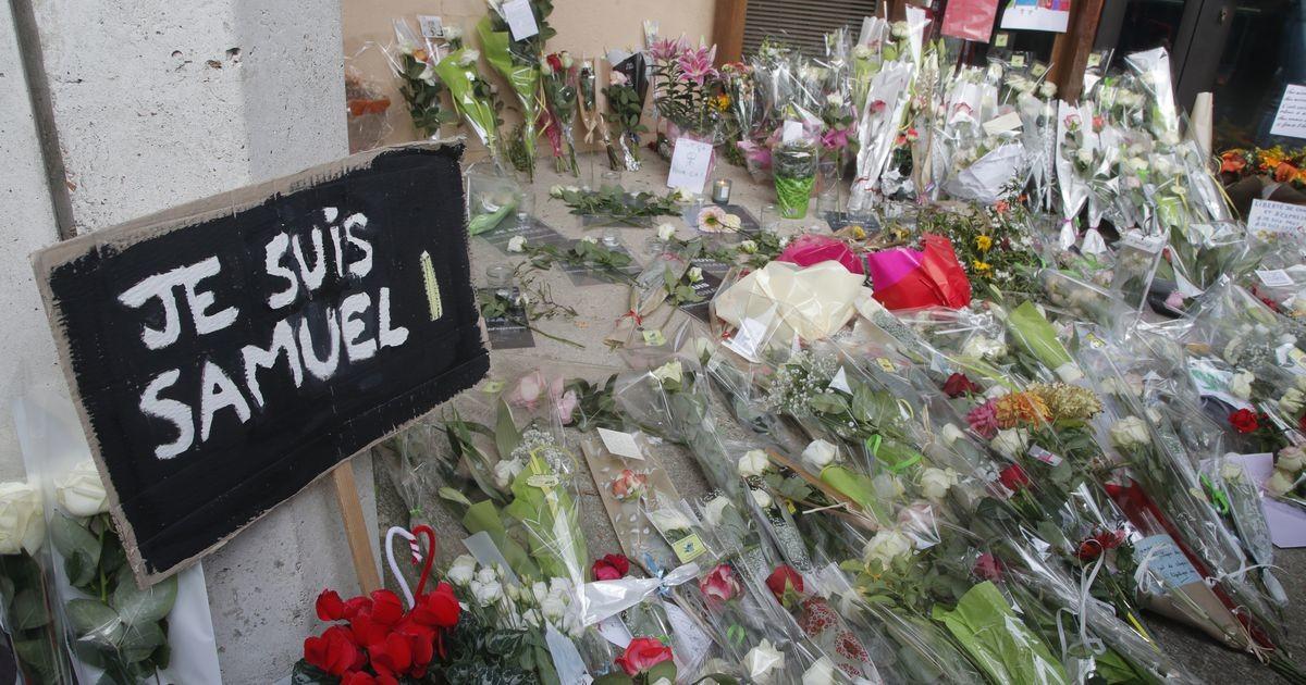 Prantsuse õpetaja räige mõrvaga seoses on kinni peetud üheksa inimest